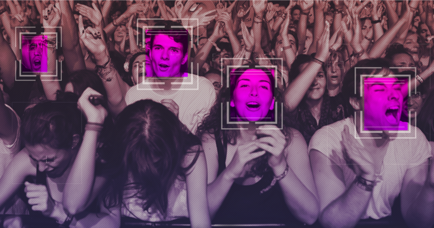 Ban Facial Recognition at Festivals